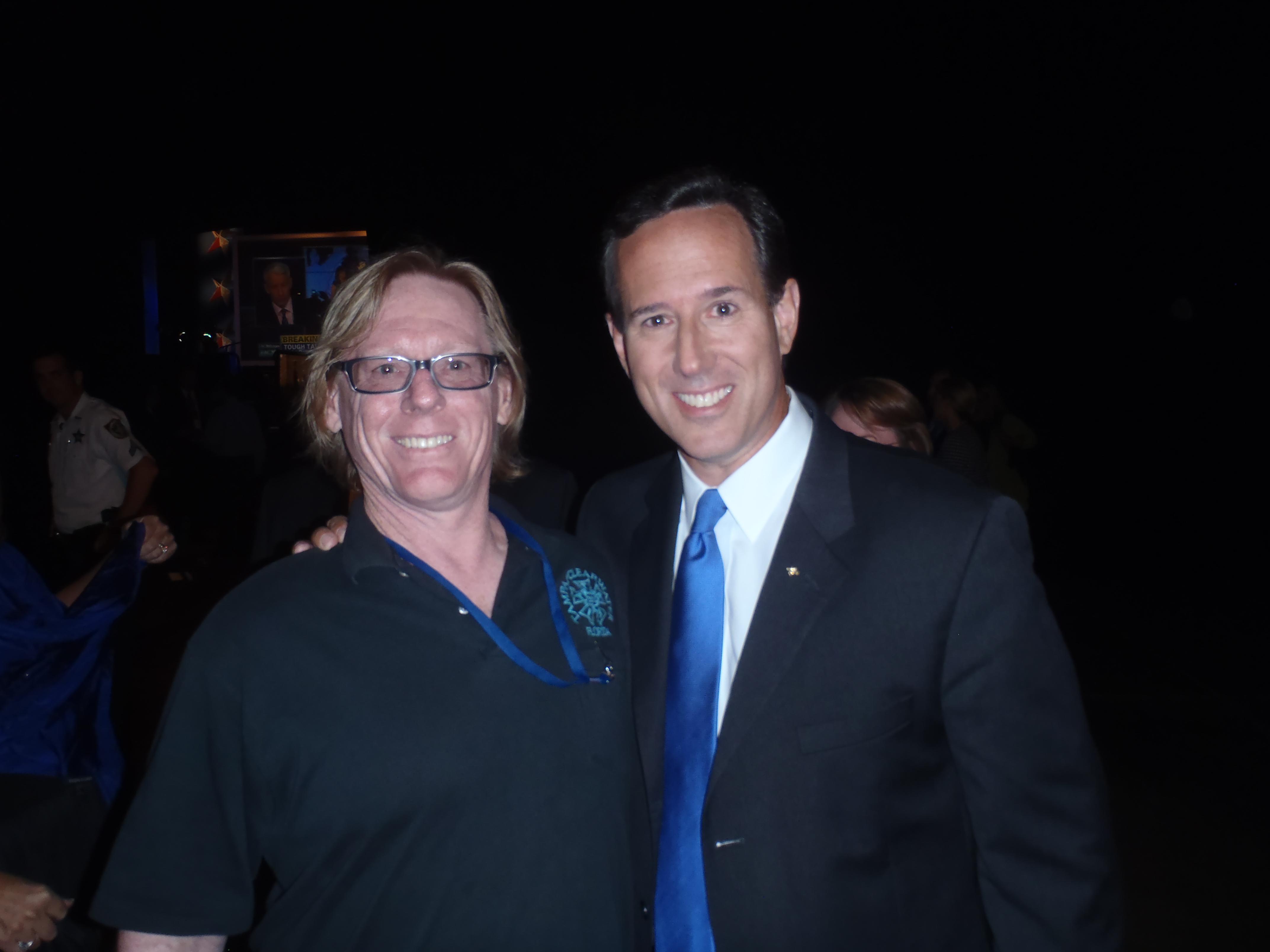 me Santorum